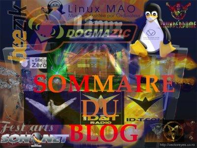 Sommaire du Blog :