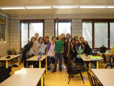 ma classe de 2008-2009