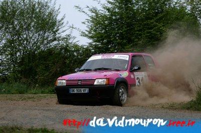 Rallye de Gueules Noires 2012
