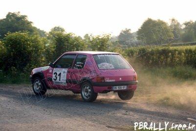 Rallye Gueules noires 2012