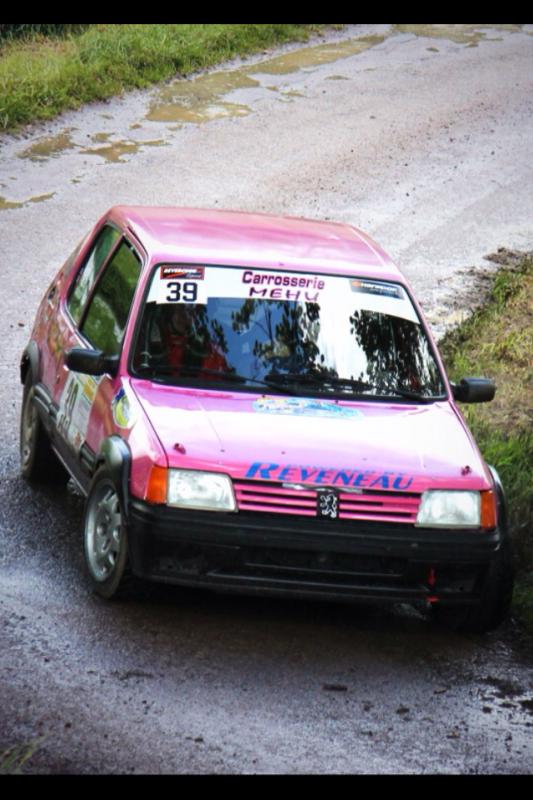 Rallye Brionnais ES1