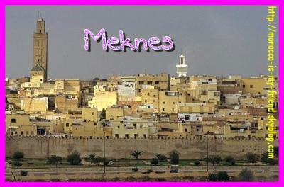 meknes ou la famile de mon mari vie