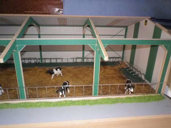 batiment vache