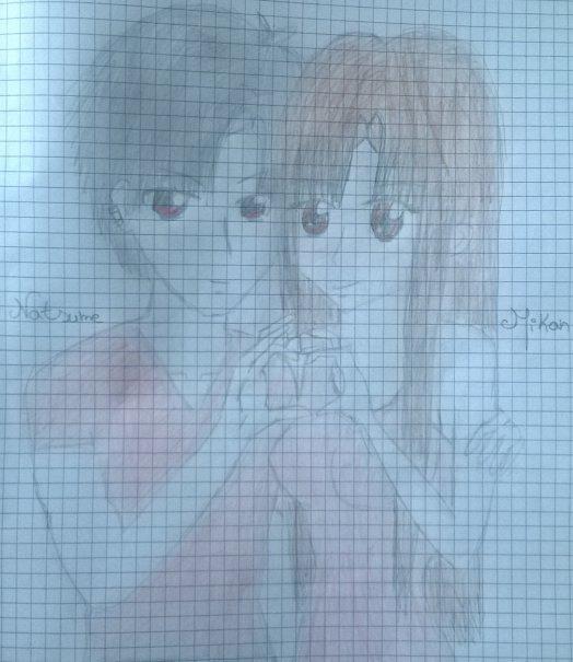 MikanxNatsume
