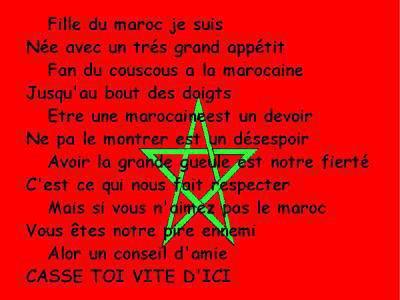 Peti Poeme Marocain Blog De Marocaine123