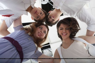 les sorcier de waverly place!