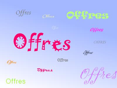 Offres...