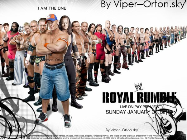 PPV :: Royal Rumble