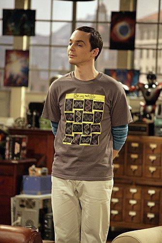 C'est Moi Le Dr Sheldon Lee Cooper