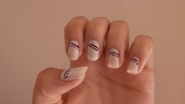Je me mets au Nail art !