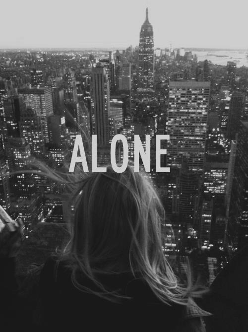 Seule.