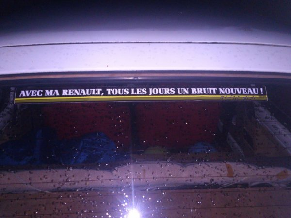 Ma Renault <3