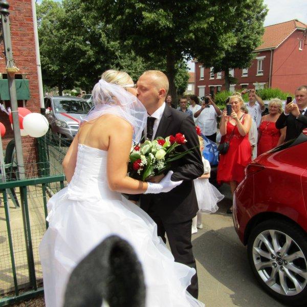 c'est le mariage de ma fille Émilie 2017
