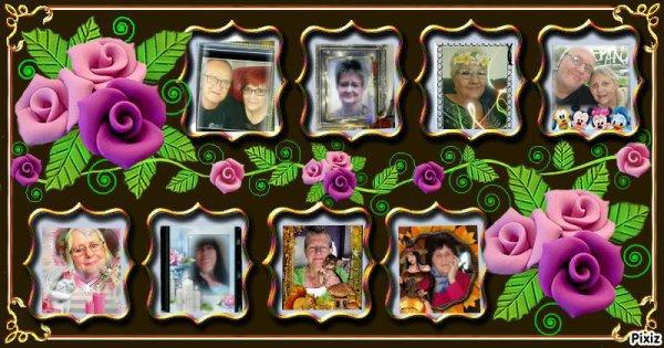 mes amis du blog