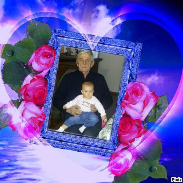 Freddy avec sa petite fille 2018