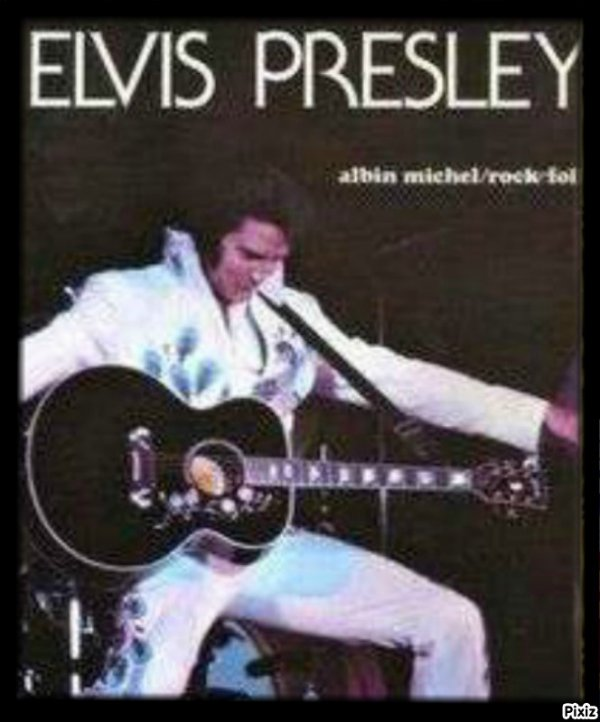 Gloria Émilie  Elvis_Presley