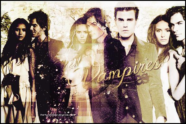 VAMPIRE DIARIES Merci beaucoup # ♥