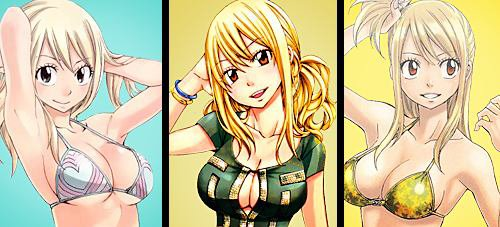 Lucy Heartfillia Fairy tail