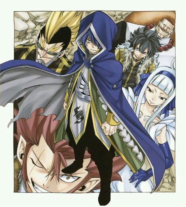 Fairy Tail : Oracion Seis, Crime Sorciere