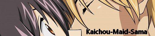 Kaichou wa Maid-sama! ♥♥♥