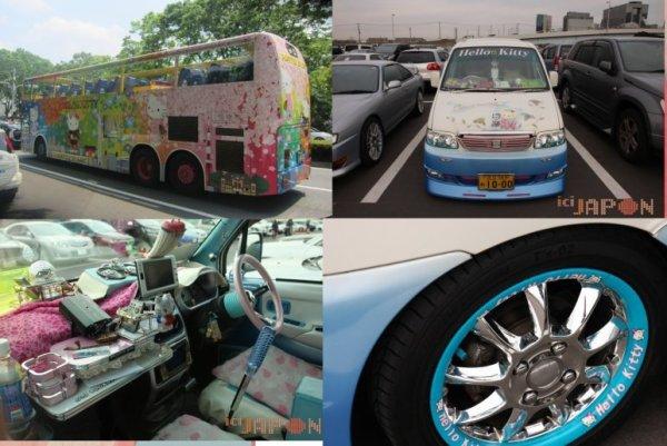 Japon ou le le pays d'Hello Kitty