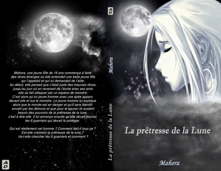 La prêtresse de la Lune