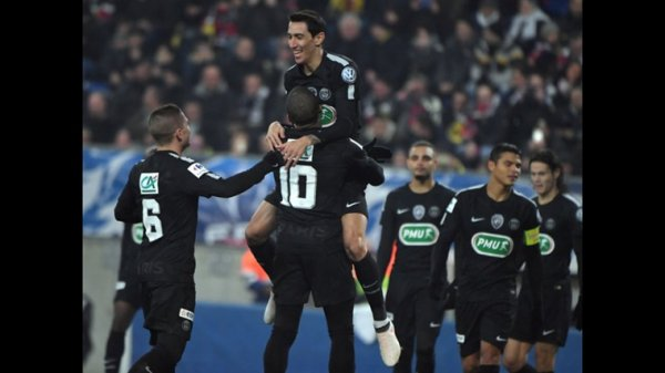 Nouveau! New! Maillot THIAGO SILVA. Coupe de France. Sochaux/PSG. Saison 2017/2018.