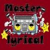 Master Lyricale( la gloire d1 soldat du rap)-_-karmastudio^_^