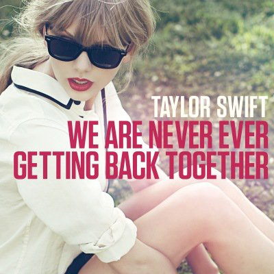 Taylor Swift - We Are Never Ever Getting Back Together (2012)