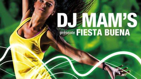DJ Mam's feat Luis Guisao & Soldat Jahman - Fiesta Buena  (2012)