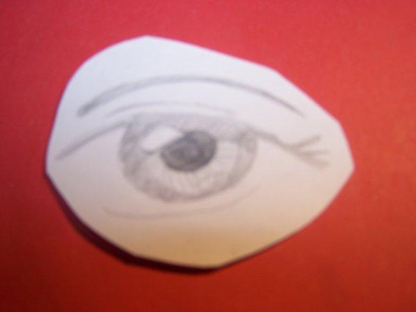 Mon 1er oeil