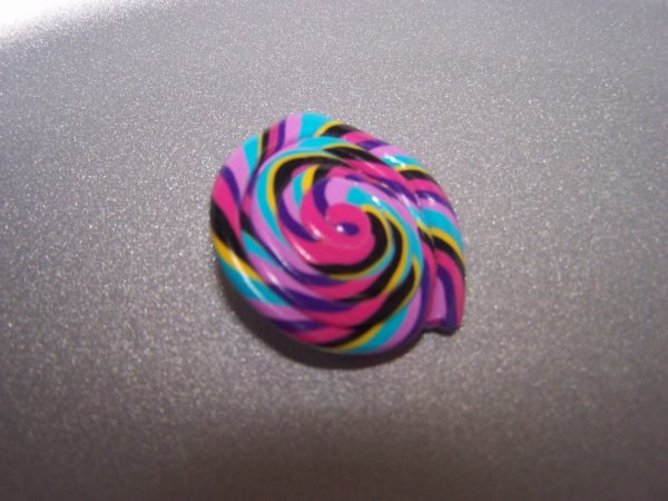 Une super lollipop multicolore !!!