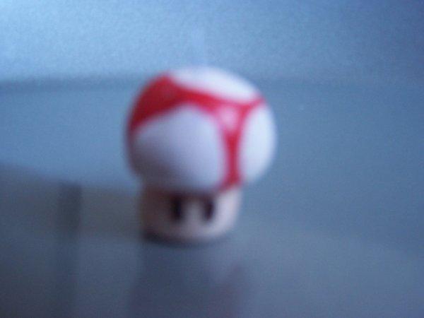 Le petit champignon de Mario !