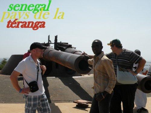 Hotel Club Marmara Saly Senegal  Guide Excursions