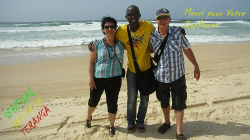 guide a saly