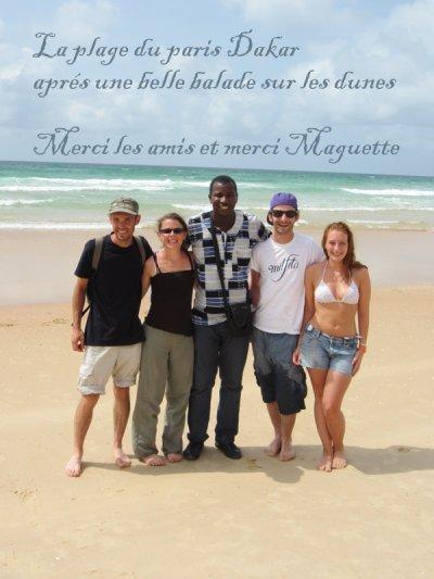 EXCURSIONS CLUB MARMARA SALY SENEGAL AVIS