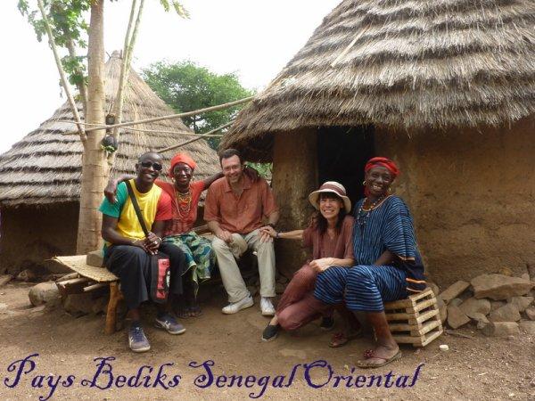 SENEGAL ORIENTAL PAYS BEDIK