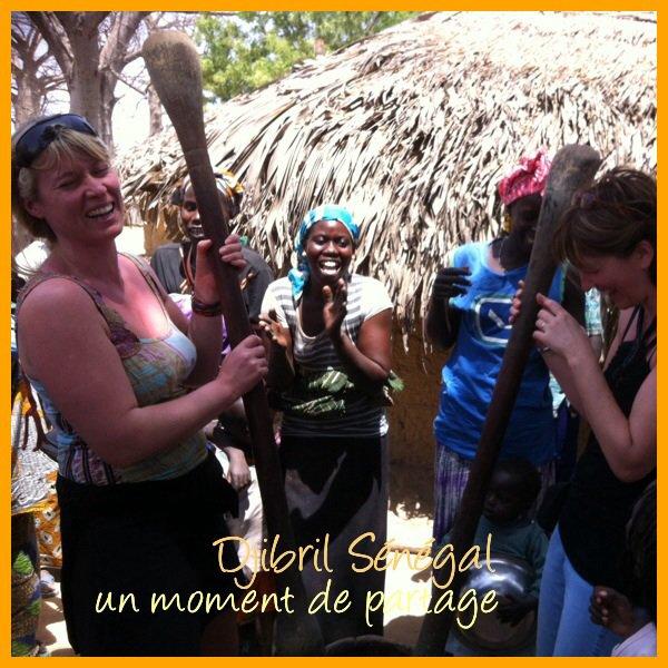 Sénégal sourire et soleil