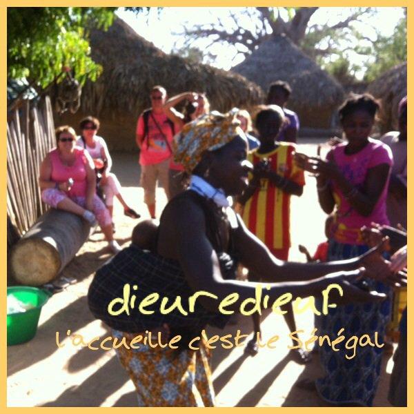 Le Sénégal que du bonheur et de l'hospitalité