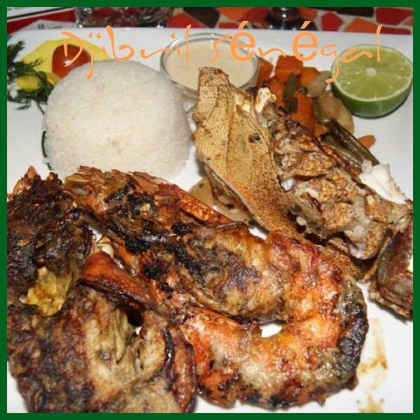 Et sur assiette !!!! Découvrez les meilleurs restaurant de saly comme exemple la riviéra en face club marmara saly