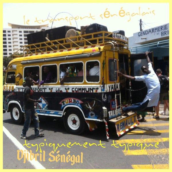Transport sénégalais