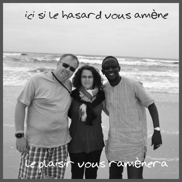 La plage du de rallye Paris Dakar ce fameux rallye