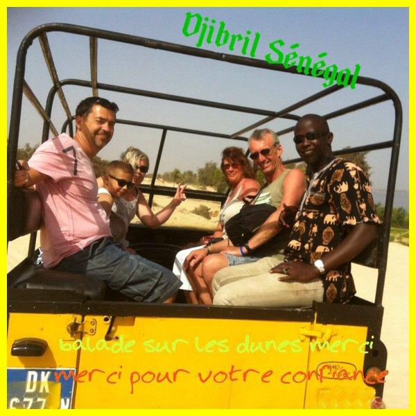 Un Sénégal de paix et de sécurité et merci pour votre confiance.
