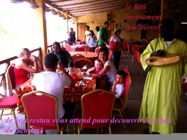 Merci les amis l'hotel Royal Baobab Decameron Somone
