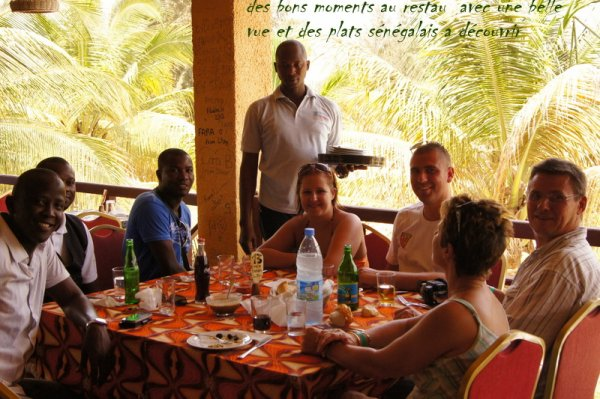 Excursions hotel neptune saly senegal