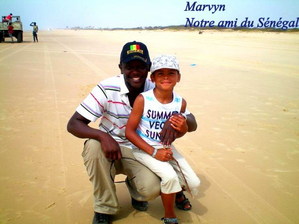 LE CLUB MARMARA SALY SENEGAL,MERCI A LA FAMILLE GAUTHIER, DES EXCURSIONS DE QUALITE AVEC MAX ET DJIBRIL