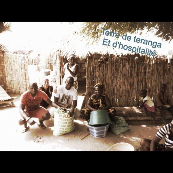 Decameron royal baobab Somone Sénégal merci lucile et chancel bon retour en Normandie