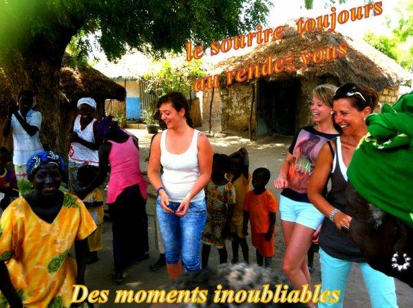 2éme Séjour au Royal Baobab Somone  Merci les amis de L'alsace
