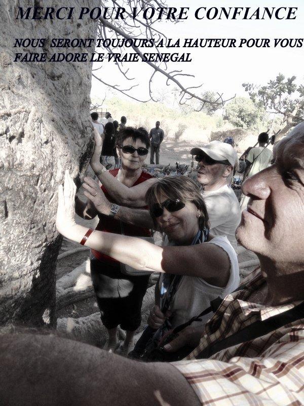 AU PAYS DE LA TERANGA DES SOUVENIRS A PARTAGER