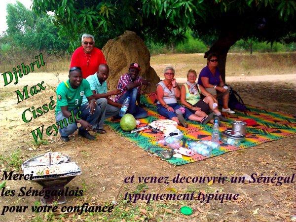Club Marmara Saly Sénégal MERCI A NOS AMIS SENEGAULOIS LEUR 2 éme Séjour au Sénégal et Bientôt la 3 éme. Voila le Sénégal Quant on aime on revient, et nous vous  ferons aimé notre beau pays.